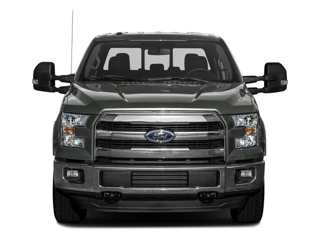 2016 Ford F-150 Prices and Values Crew Cab Lariat 4WD front view
