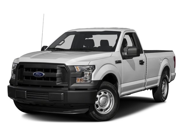 2016 Ford F-150 Prices and Values Regular Cab XL 4WD