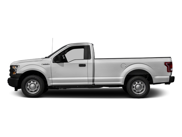 2016 Ford F-150 Prices and Values Regular Cab XL 4WD side view