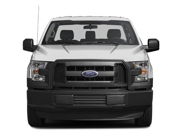 2016 Ford F-150 Prices and Values Regular Cab XL 4WD front view