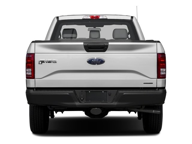 2016 Ford F-150 Prices and Values Regular Cab XL 4WD rear view