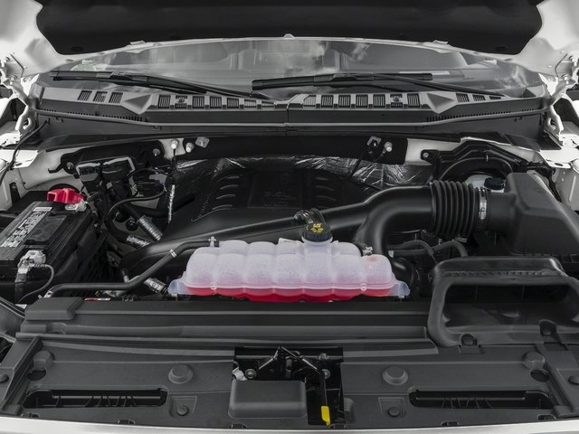 2016 Ford F-150 Prices and Values Crew Cab Platinum 4WD engine