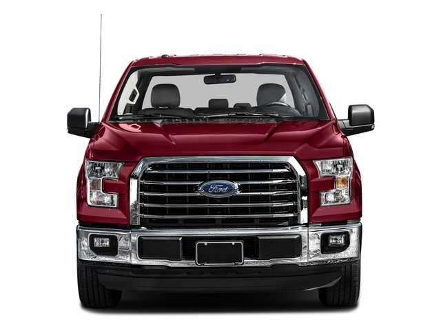 2016 Ford F-150 Prices and Values Supercab XLT 2WD front view