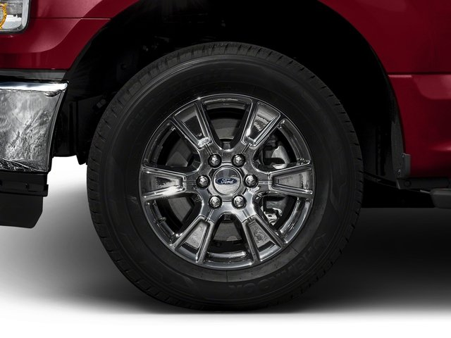 2016 Ford F-150 Prices and Values Supercab XLT 2WD wheel