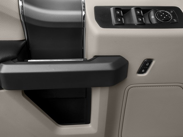 2016 Ford F-150 Prices and Values Supercab XLT 2WD driver's side interior controls