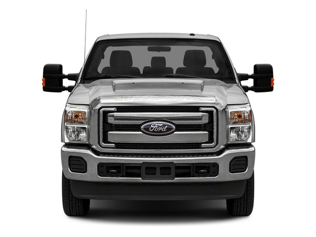 2016 Ford Super Duty F-350 DRW Prices and Values Regular Cab XL 2WD front view