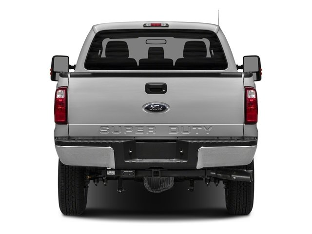 2016 Ford Super Duty F-350 DRW Prices and Values Regular Cab XL 2WD rear view