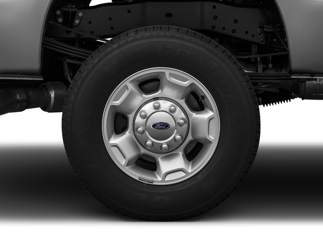 2016 Ford Super Duty F-350 DRW Prices and Values Regular Cab XL 2WD wheel