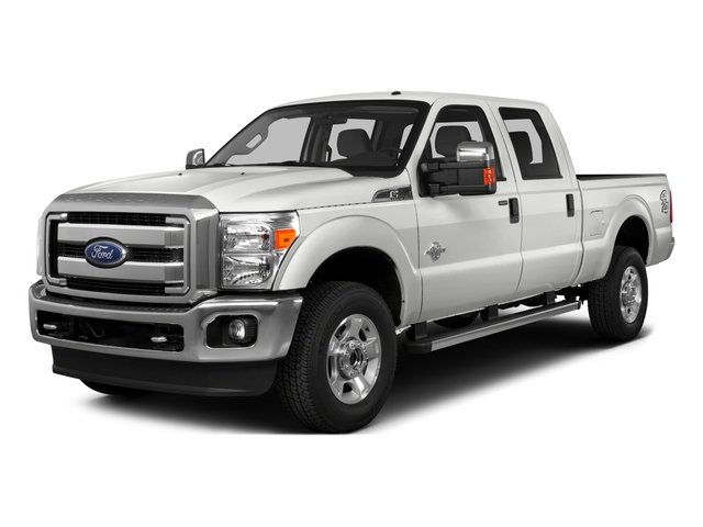 2016 Ford Super Duty F-250 SRW Prices and Values Crew Cab Platinum 4WD