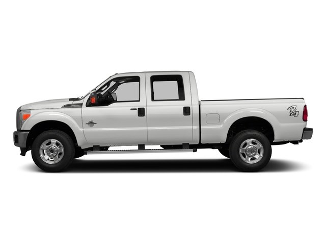 2016 Ford Super Duty F-250 SRW Prices and Values Crew Cab Platinum 4WD side view