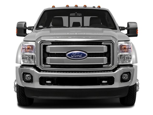 2016 Ford Super Duty F-450 DRW Prices and Values Crew Cab Lariat 4WD T-Diesel front view