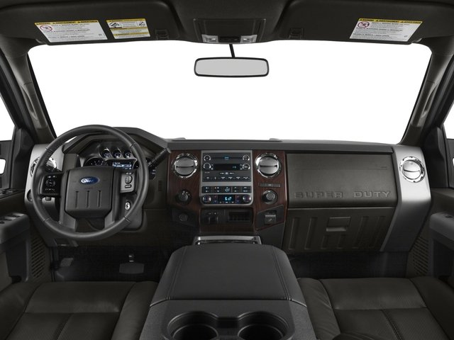 2016 Ford Super Duty F-350 DRW Pictures Super Duty F-350 DRW Crew Cab XL 2WD photos full dashboard