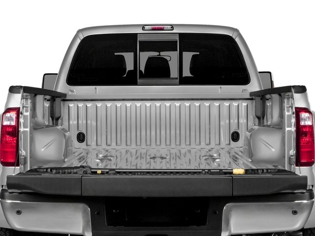 2016 Ford Super Duty F-450 DRW Prices and Values Crew Cab Lariat 4WD T-Diesel open trunk