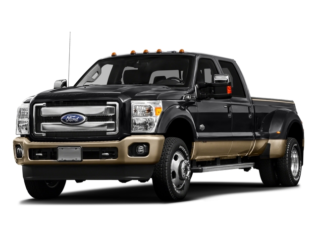 2016 Ford Super Duty F-350 DRW Prices and Values Crew Cab King Ranch 4WD