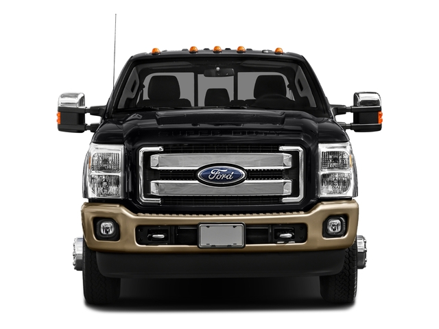2016 Ford Super Duty F-350 DRW Prices and Values Crew Cab King Ranch 4WD front view