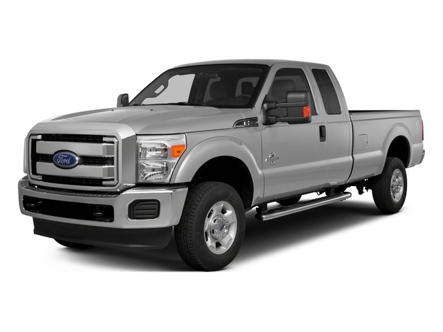 2016 Ford Super Duty F-350 DRW Prices and Values Supercab Lariat 2WD side front view