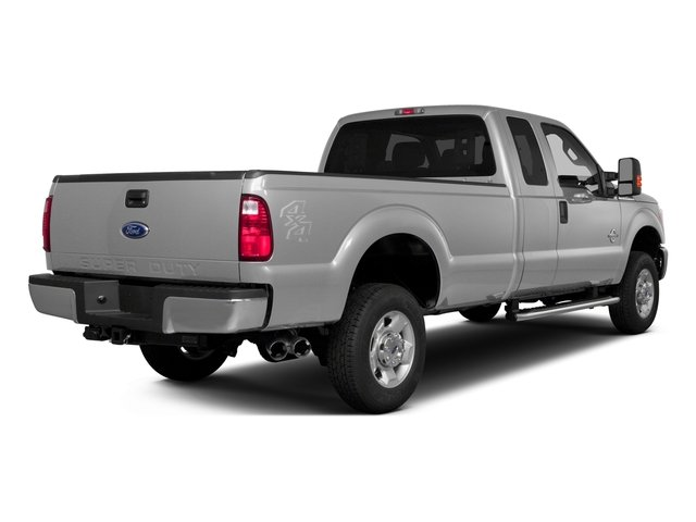 2016 Ford Super Duty F-350 DRW Prices and Values Supercab Lariat 2WD side rear view