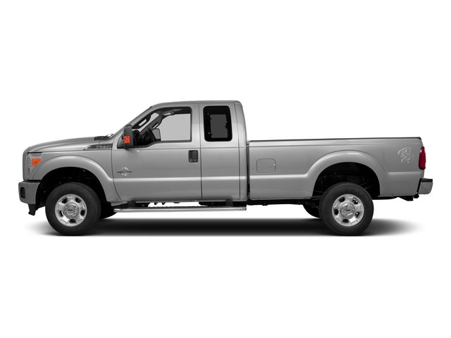 2016 Ford Super Duty F-350 DRW Prices and Values Supercab Lariat 2WD side view