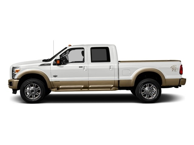 2016 Ford Super Duty F-250 SRW Prices and Values Crew Cab King Ranch 2WD side view