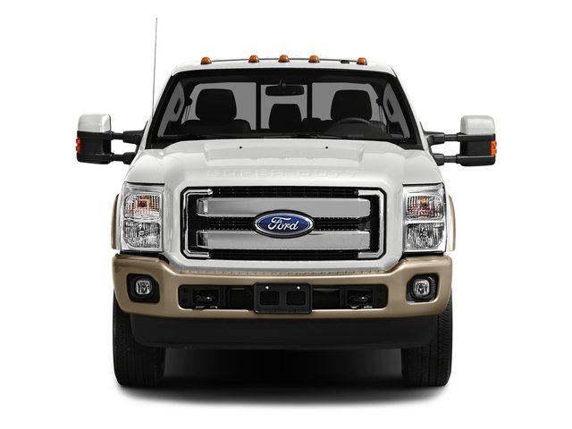2016 Ford Super Duty F-250 SRW Prices and Values Crew Cab King Ranch 2WD front view