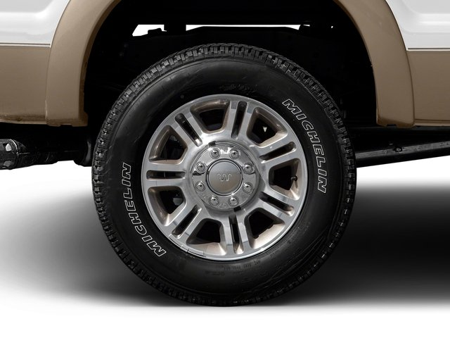 2016 Ford Super Duty F-250 SRW Prices and Values Crew Cab King Ranch 2WD wheel