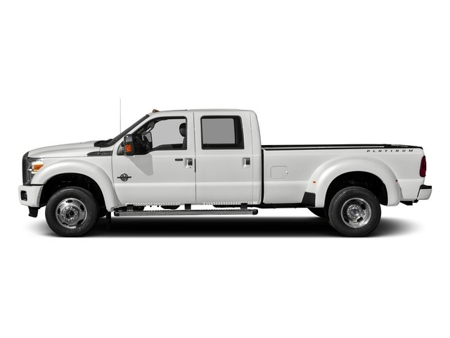2016 Ford Super Duty F-450 DRW Pictures Super Duty F-450 DRW Crew Cab Platinum 4WD T-Diesel photos side view