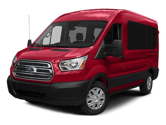 2016 Ford Transit Wagon Prices and Values Passenger Van XLT Medium Roof