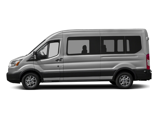 2016 Ford Transit Wagon Prices and Values Passenger Van XLT Medium Roof side view