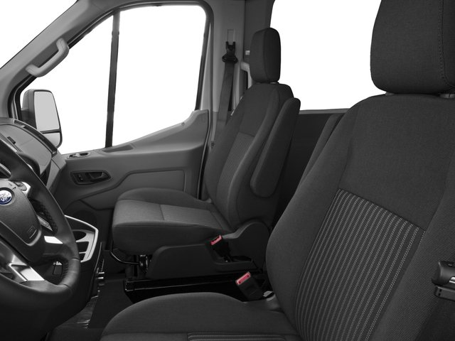 2016 Ford Transit Wagon Prices and Values Passenger Van XLT Medium Roof front seat interior