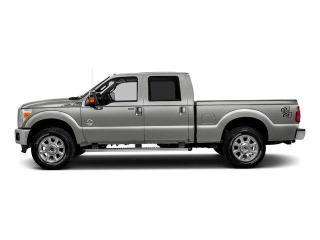 2016 Ford Super Duty F-250 SRW Prices and Values Crew Cab Lariat 4WD side view