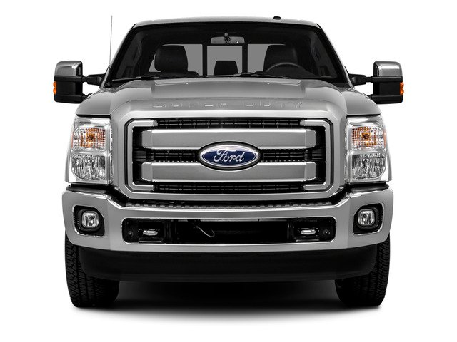 2016 Ford Super Duty F-250 SRW Prices and Values Crew Cab Lariat 4WD front view