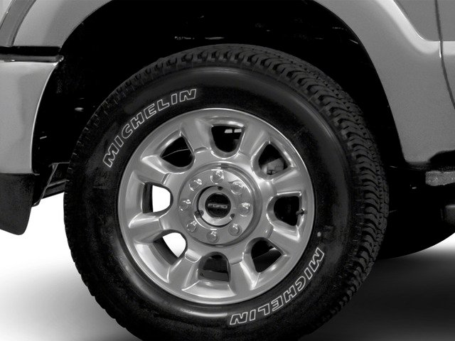 2016 Ford Super Duty F-250 SRW Prices and Values Crew Cab XLT 4WD wheel