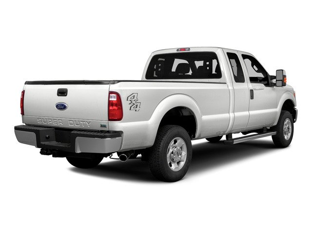 2016 Ford Super Duty F-250 SRW Prices and Values Supercab Lariat 4WD side rear view