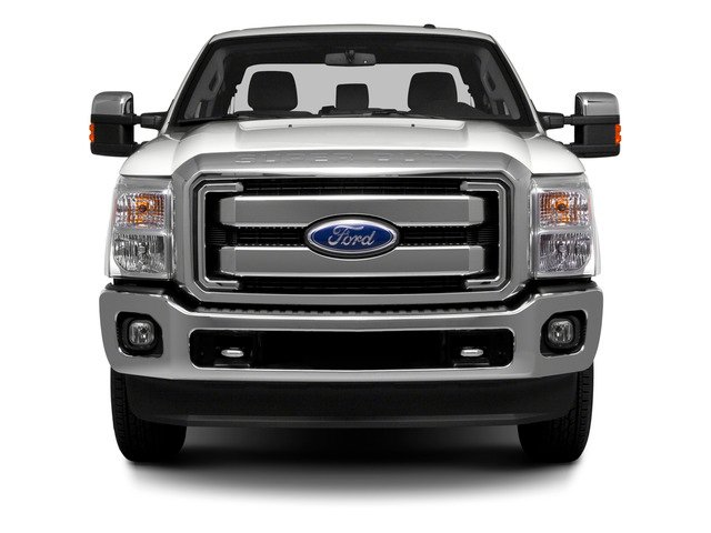 2016 Ford Super Duty F-250 SRW Prices and Values Supercab Lariat 4WD front view