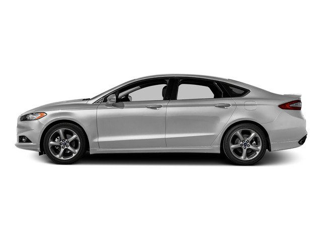 2016 Ford Fusion Prices and Values Sedan 4D SE I4 side view