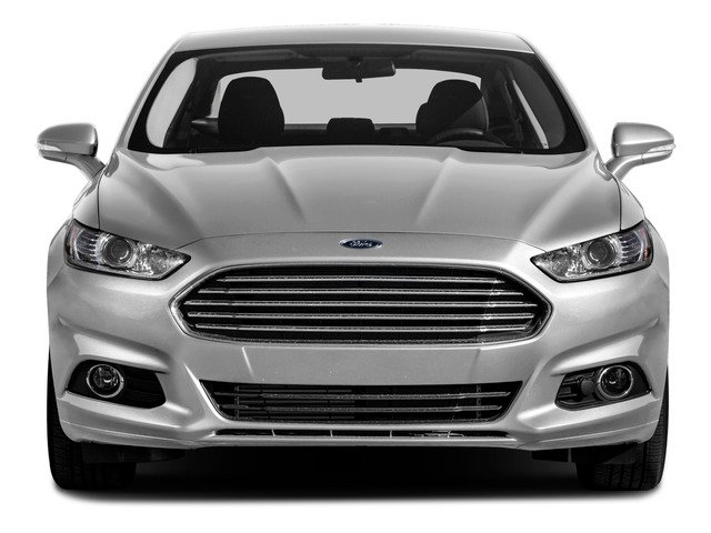 2016 Ford Fusion Prices and Values Sedan 4D SE I4 front view
