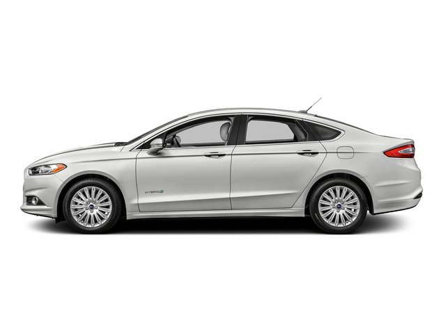 2016 Ford Fusion Prices and Values Sedan 4D Titanium I4 Hybrid side view