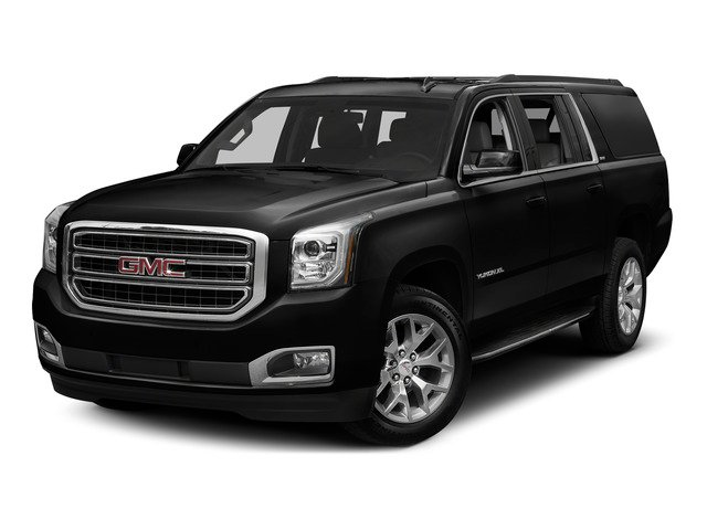 2016 GMC Yukon XL Pictures Yukon XL Utility 4D SLT 2WD V8 photos side front view