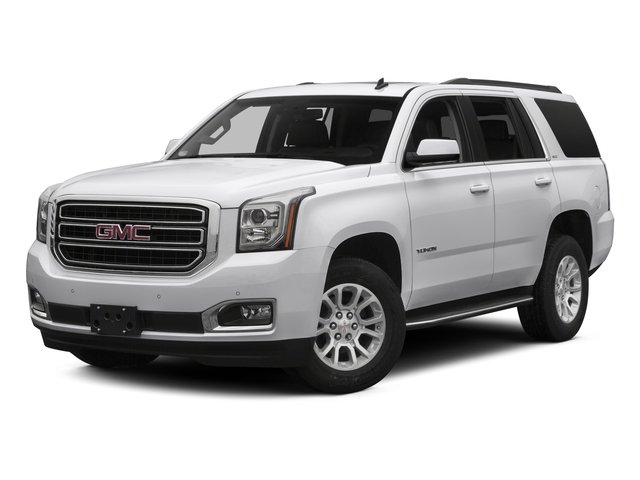 2016 GMC Yukon Pictures Yukon Utility 4D SLE 2WD V8 photos side front view