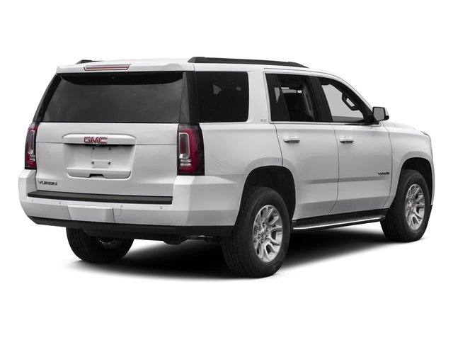 2016 GMC Yukon Prices and Values Utility 4D SLT 4WD V8 side rear view