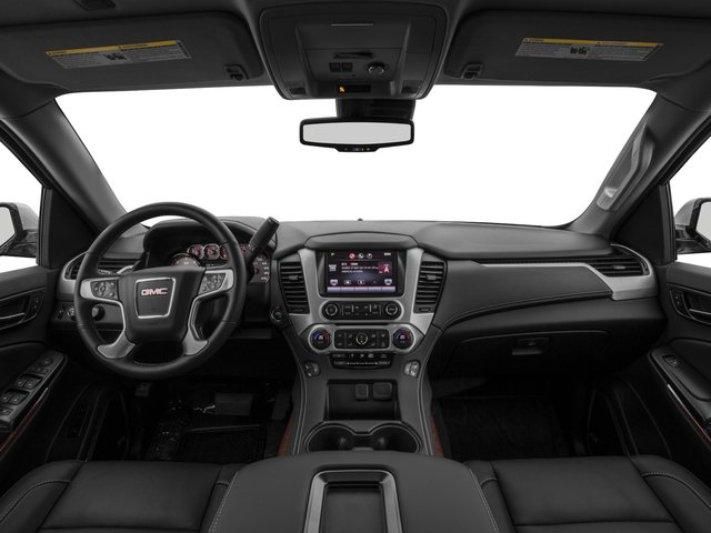 2016 GMC Yukon Prices and Values Utility 4D SLT 4WD V8 full dashboard