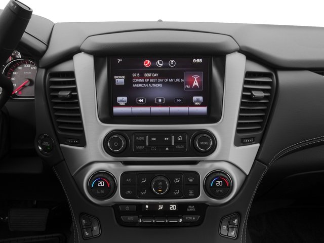 2016 GMC Yukon Prices and Values Utility 4D SLT 4WD V8 stereo system