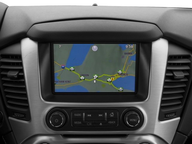 2016 GMC Yukon Prices and Values Utility 4D SLT 4WD V8 navigation system