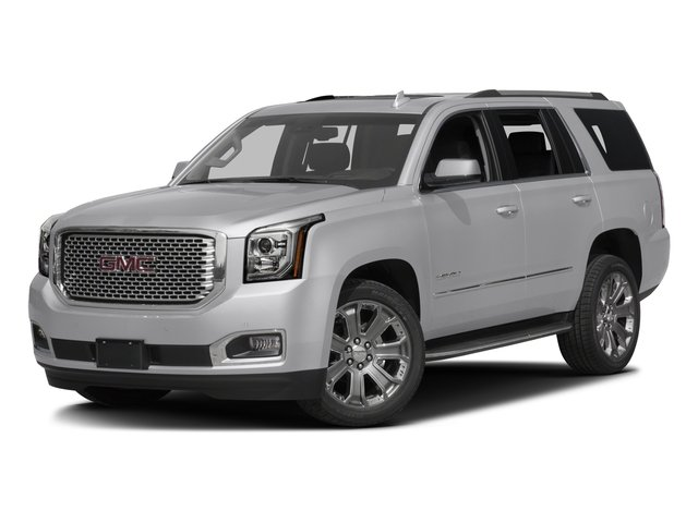 2016 GMC Yukon Prices and Values Utility 4D Denali 4WD V8 side front view