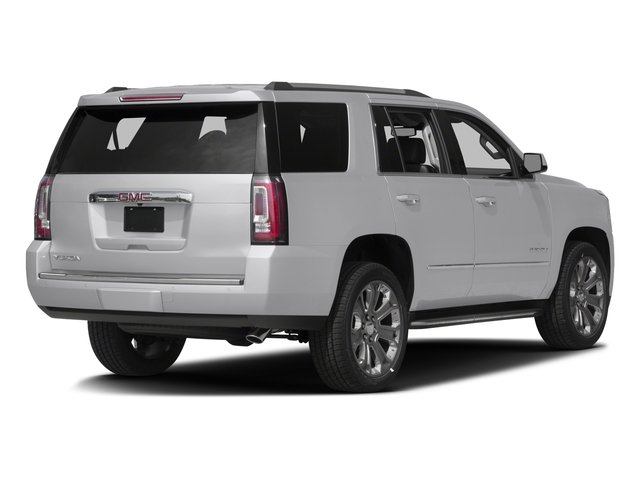 2016 GMC Yukon Prices and Values Utility 4D Denali 4WD V8 side rear view