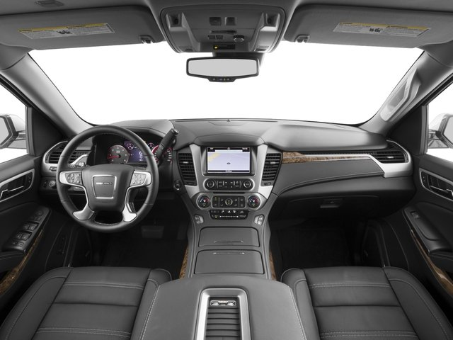 2016 GMC Yukon Prices and Values Utility 4D Denali 4WD V8 full dashboard