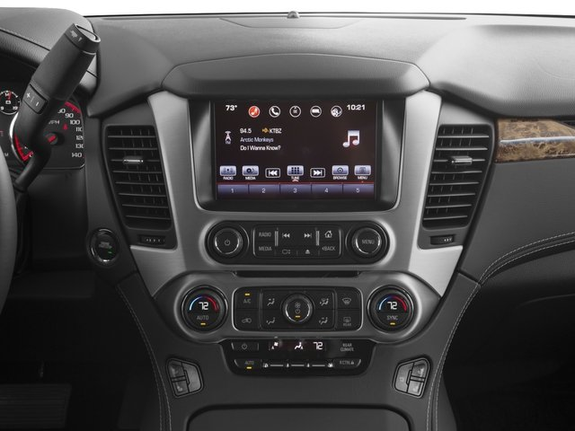 2016 GMC Yukon Prices and Values Utility 4D Denali 4WD V8 stereo system