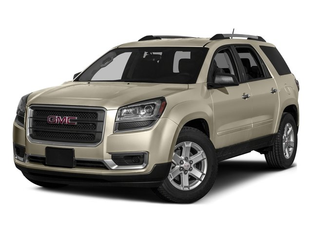 2016 GMC Acadia Prices and Values Utility 4D SL 2WD V6 side front view