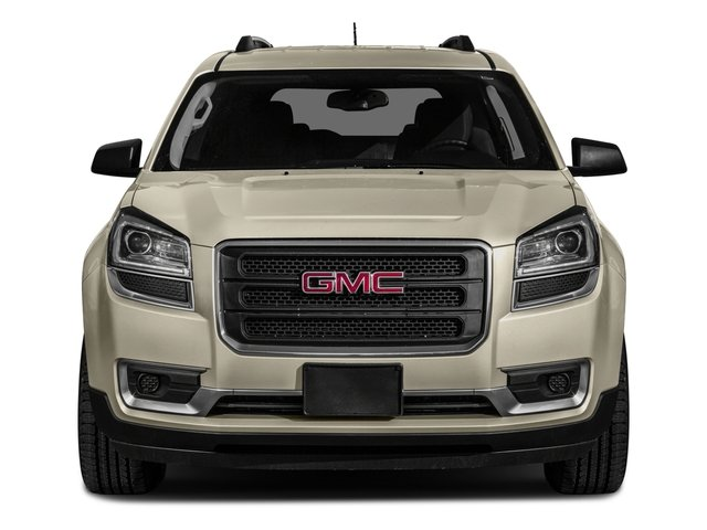 2016 GMC Acadia Prices and Values Utility 4D SL 2WD V6 front view