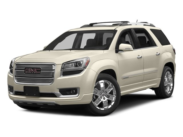 2016 GMC Acadia Pictures Acadia Utility 4D Denali AWD V6 photos side front view